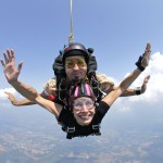 Take A Jump With Me: Skydiving with Coach Olga