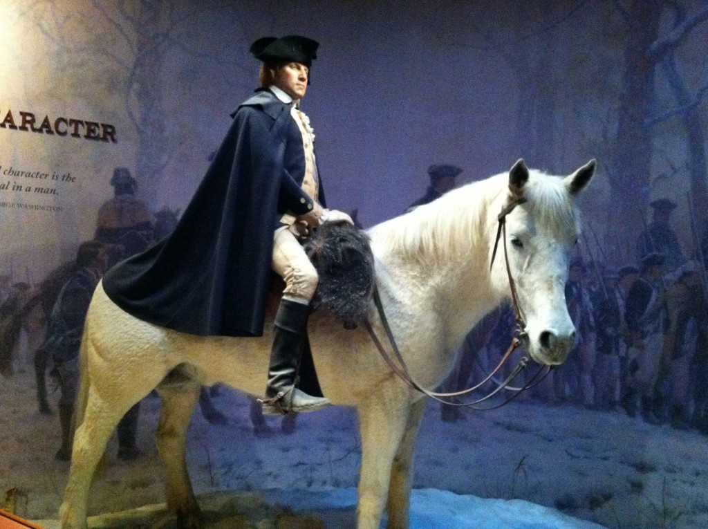 Lesson from George Washington: Are You Wearing Your Brand?