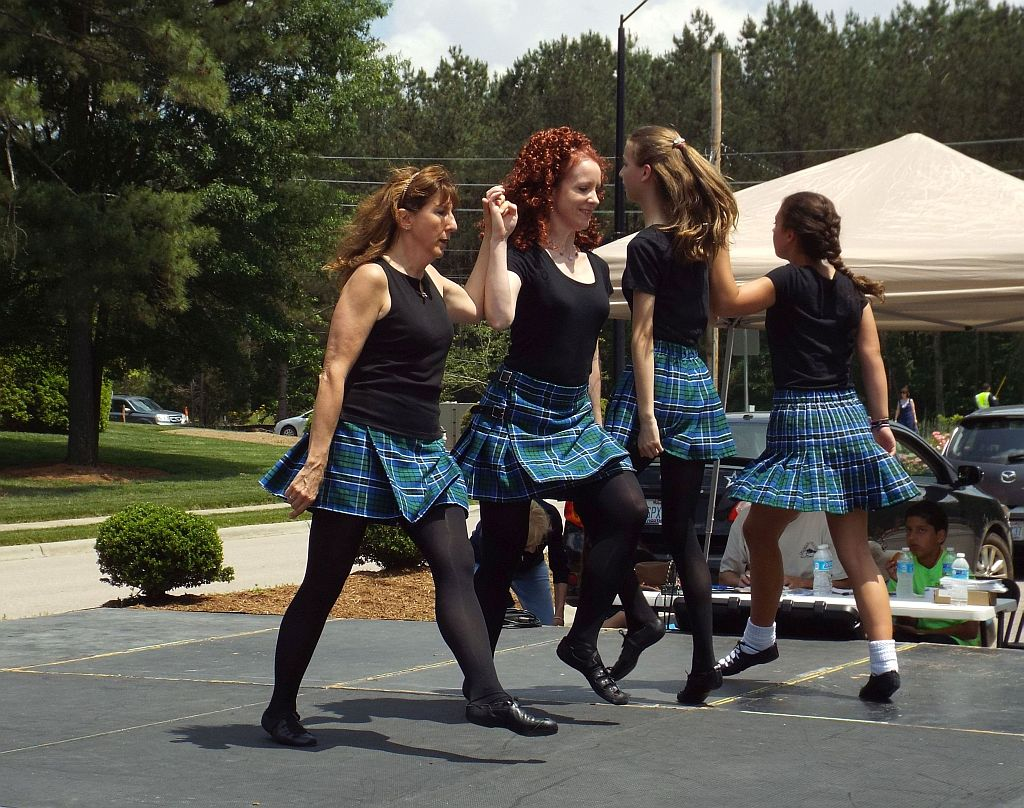 How Irish Dance Helps Me Get Out of My Own Way
