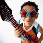 Child Rock Star MS Image