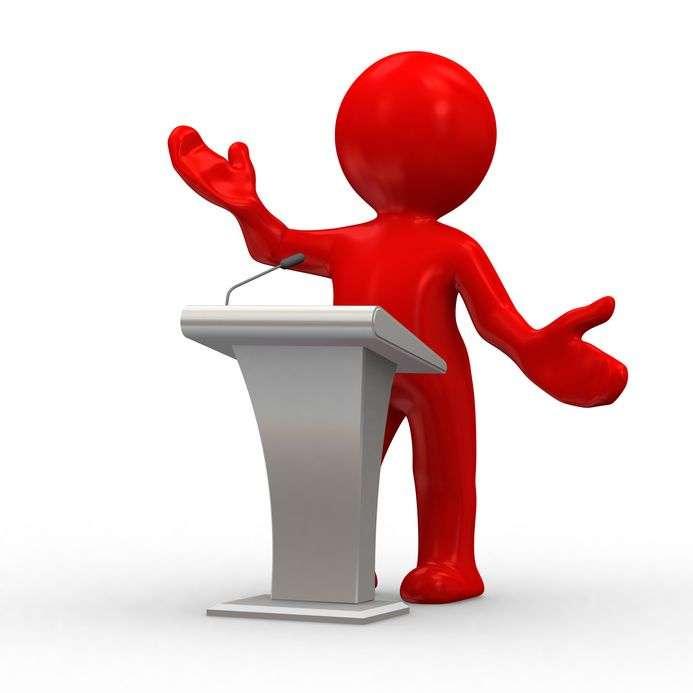 how to introduce a speaker alice osborn