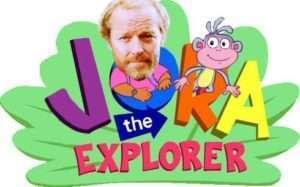 Jorah the Explorer