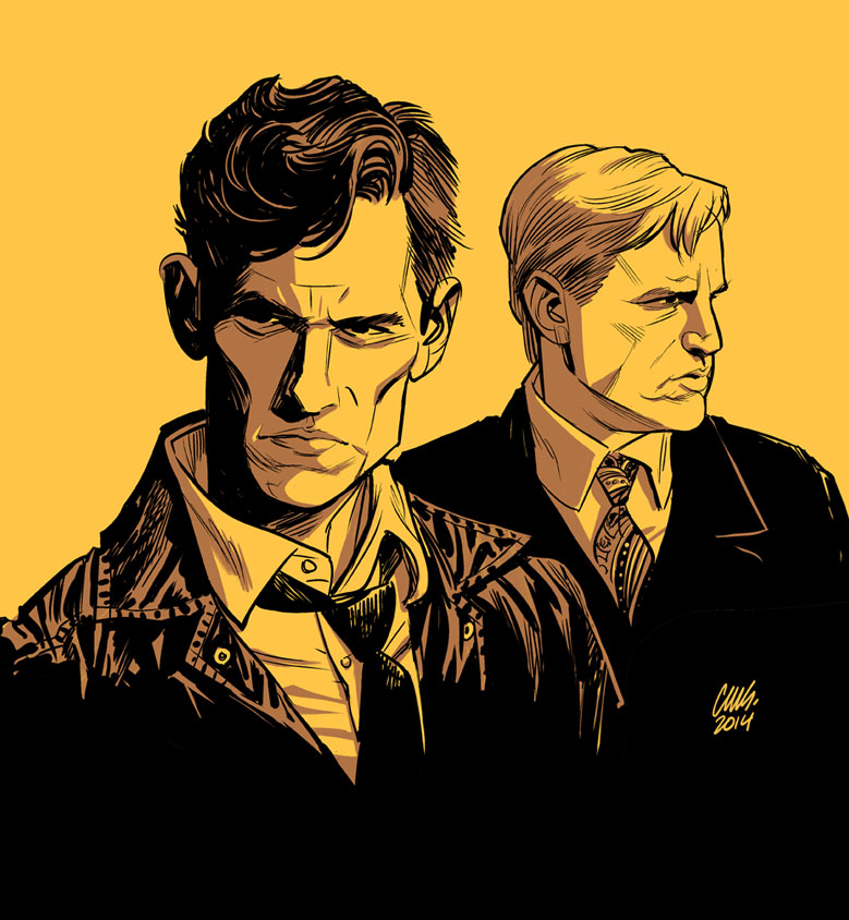 True Detective fan created poster by Cameron S.: http://itsh.bo/1fhlTnr