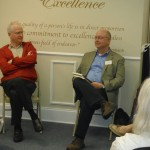 Cliff Garstang at Wonderland Book Club, Feb 2014
